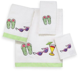 Avanti Summertime Washcloth