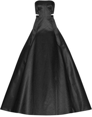 Jason Wu Duchesse-satin gown