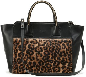 Milly Haircalf Large Tote