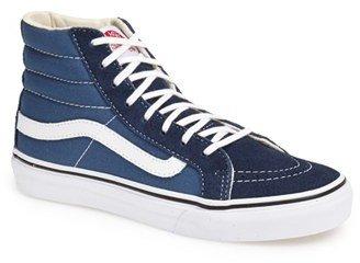 Women's Vans 'Sk8-Hi Slim' Sneaker $54.95 thestylecure.com