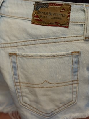 Denim & Supply Ralph Lauren Cumberland Mini-Short
