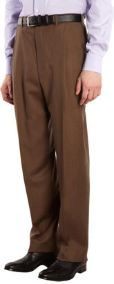 Canali Pleat Front Trousers