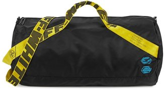 Off-White Industrial Black Nylon Holdall