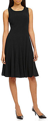 Calvin Klein Sleeveless Luxe Dress