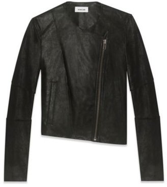 Helmut Lang Patina Leather Jacket