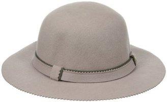 BCBGeneration Women's Pinked Edge Floppy Hat