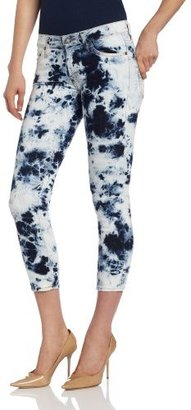 Red Engine Women's Redhot Cropped Skinny Jean in Ether