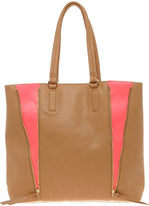 Aldo Summerall Zip Detail Shopper Bag