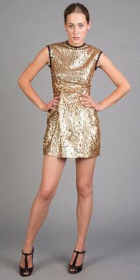 Nanette Lepore Love Theme Sequin Party Dresses