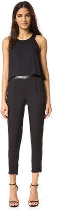 Ella Moss Stella Jumpsuit $258 thestylecure.com