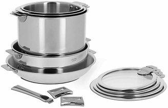 Cristel Casteline Tech 12-Piece Cookware Set– Bloomingdale's Exclusive