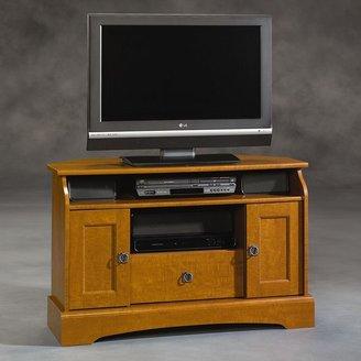 Graham Hill Sauder corner tv stand