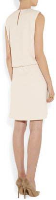 Vionnet Draped crepe dress