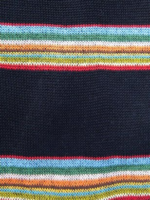 Paul Smith Multicoloured stripe cotton socks