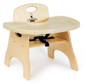 "Jonti-Craft Feeding Chair Seat Height: 5"", Optional Accessory: Premium Tray"