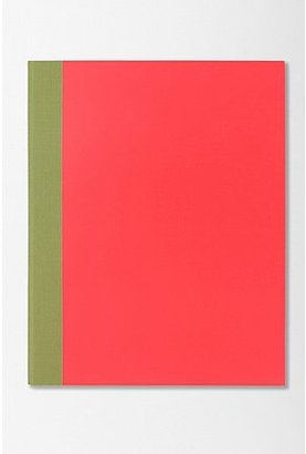 Urban Outfitters Modern Solid Notebook