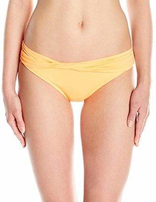 Seafolly Women's Twist Band Hipster Bikini Bottom