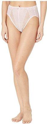 Wacoal Retro Chic Hi-Cut Brief (Light Lilac) Women's Underwear