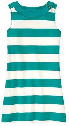 Gap Striped tank dress
