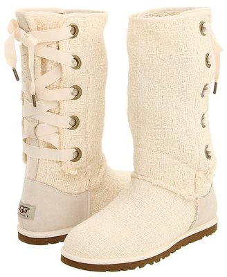 UGG Heirloom Lace Up Women' Pull-on Boot