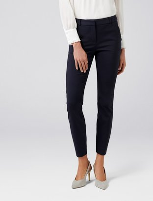 Forever New Grace 7/8th slim pants - Navy - 4