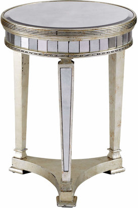 Amelie Mirrored Lamp Table