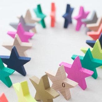 Tanabata Star Dominoes Set