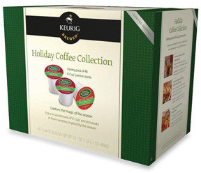 Keurig K-Cup® Limited Edition Green Mountain Holiday Pack Coffee for Brewers - Set of 48