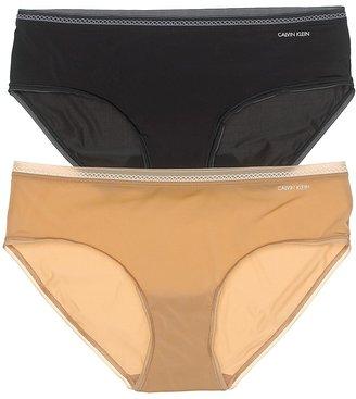 Calvin Klein Underwear Hipster - Naked Glamour #D3433