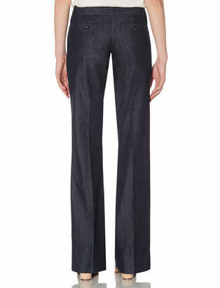 The Limited Lexie Seamed Waistband Flare Jeans