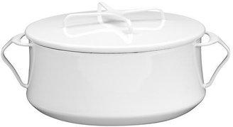 Dansk Kobenstyle White 4-Quart Casserole Dish