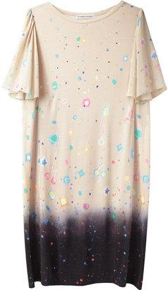 Tsumori Chisato Neo Universe T-Shirt Dress