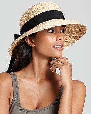 Helen Kaminski Newport Classic Standard Raffia Hat