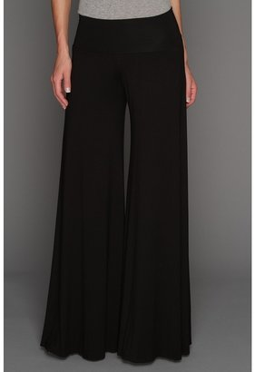 Rachel Pally Wide Leg Trousers (Black) - Apparel