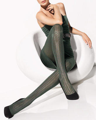 Wolford Cross Line Tights
