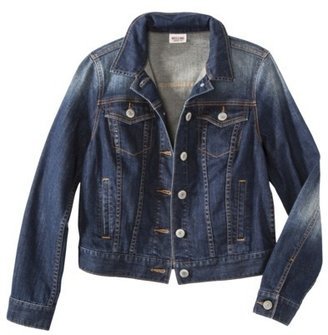 Mossimo Juniors Ombre Denim Jacket - Assorted Washes
