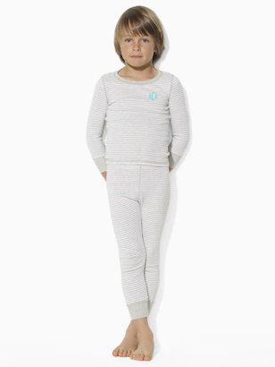 CYO Cotton Striped Pajama Set