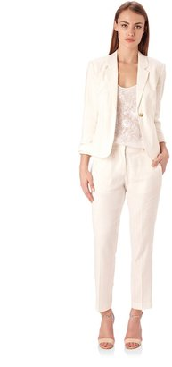 French Connection Mandy Linen Blazer