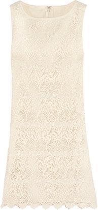 Tart Tia crocheted cotton mini dress