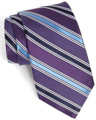 Nordstrom Woven Silk Tie (Tall)