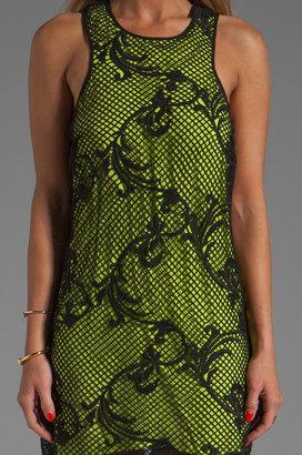 Shakuhachi Embroidered Dress