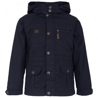 Mayoral Detachable Hood Raincoat