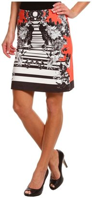 Kenneth Cole New York - Kara Skirt (Tiger Lily) - Apparel