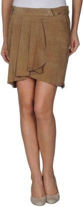 Liu Jo Leather skirts