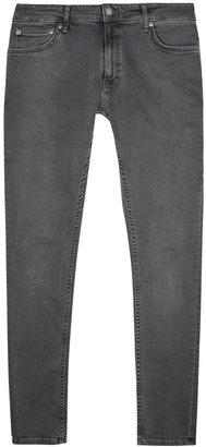 Nudie Jeans Skinny Lin Grey Jeans