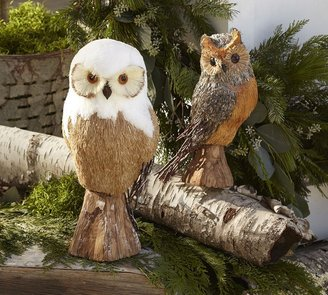 Pottery Barn Owl Woodland Creature