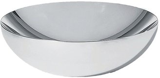 Alessi Double Walled Large Bowl Stainless