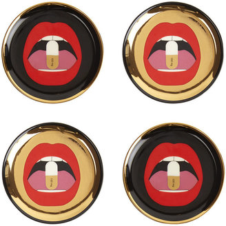 Jonathan Adler Full Dose Coaster - Set of 4