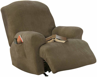 Sure Fit Stretch Piqu 1-pc. Recliner Slipcover