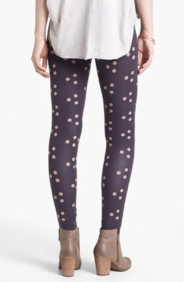 Threads for Thought Polka Dot Leggings (Juniors)